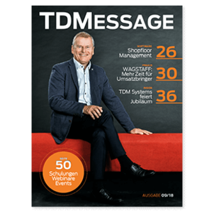 TDMessage 09/2018