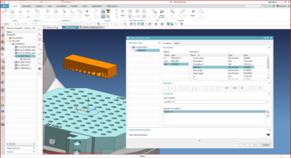 Feature Based Machining mit Siemens NX