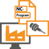 Digital manufacturing area NC programming.