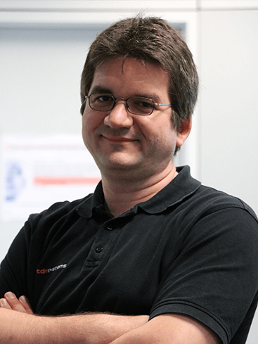 Stefan Hausmann, Manager Software Development