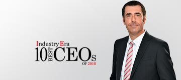 Dietmar Bohn - 10 best CEOs of 2018.