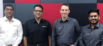 Mastercam distributes TDM solutions in India.