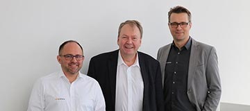 Sales team for Scandinavia, TDM Systems and Finlatec
