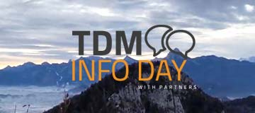 TDM Info Day 2018 mit Partner.