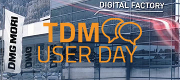 TDM User Day 2018.